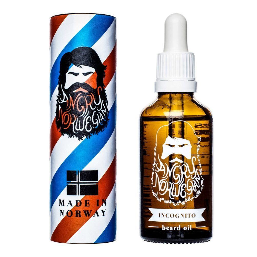 Angry Norwegian Incognito Beard Oil