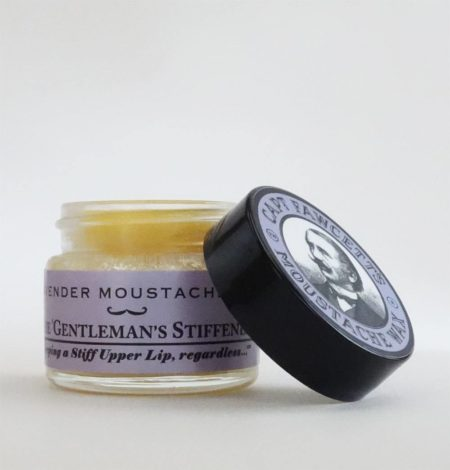 Captain Fawcett's Moustache Wax - Lavender