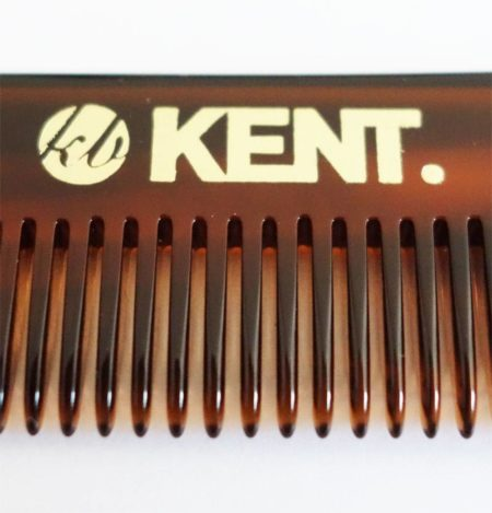 Kent 20T Pocket Folding Comb