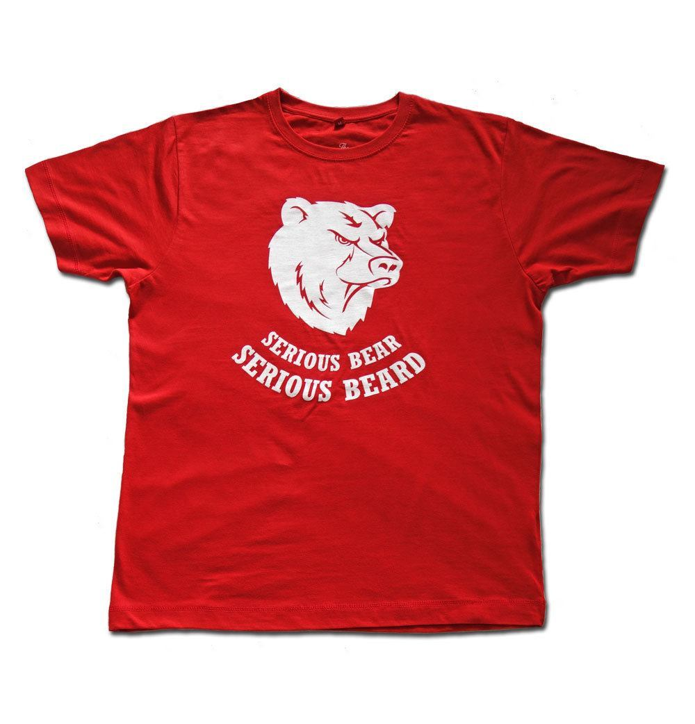 The Beard Emporium - Bear Beard t-shirt