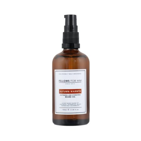 Fellows Beard Oil Autumn Warmth