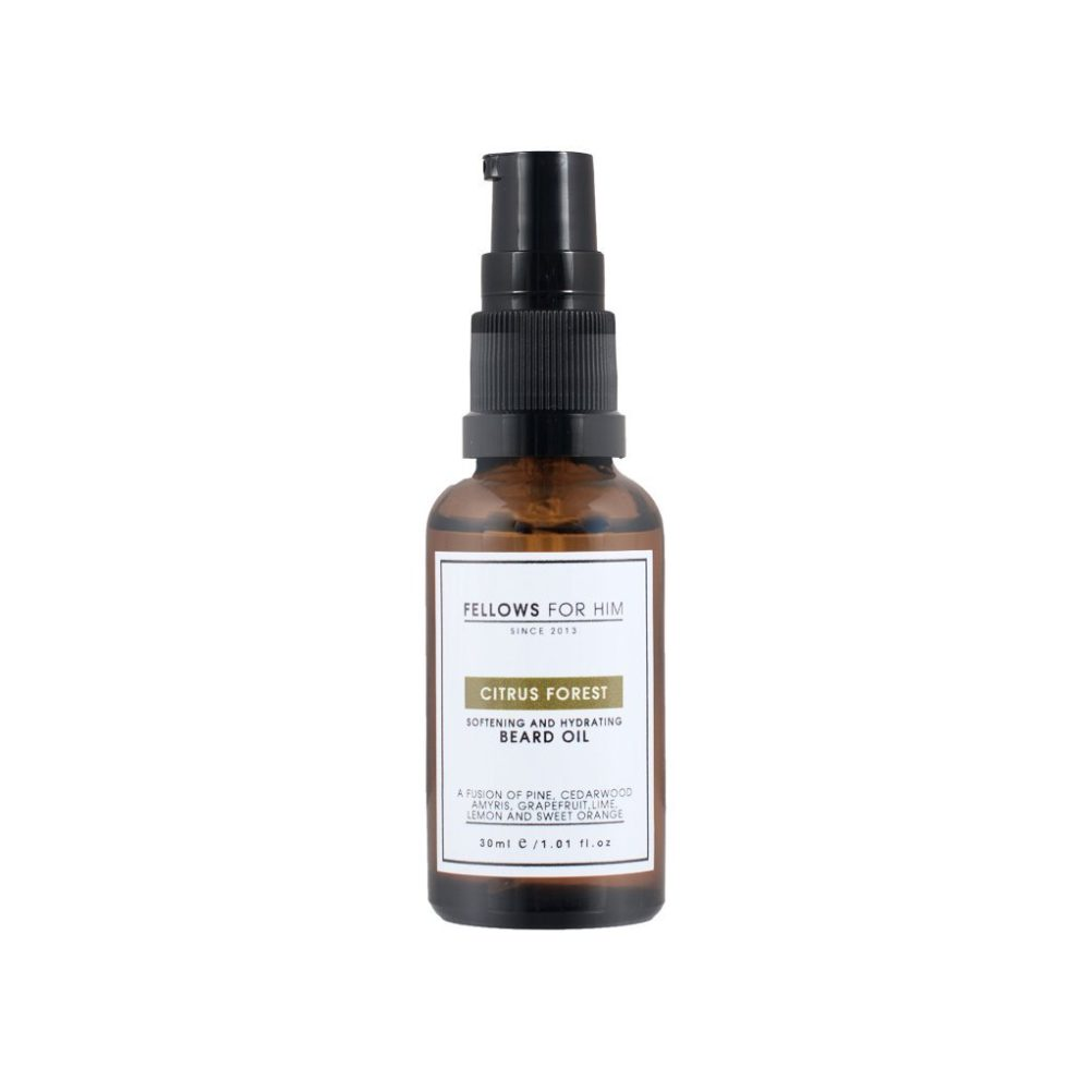 Fellows Beard Oil Citrus Forest