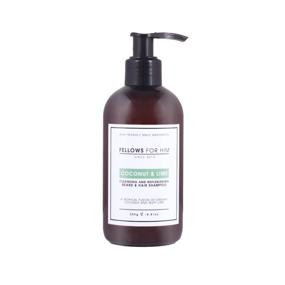 Fellows Beard Shampoo Coconut Lime