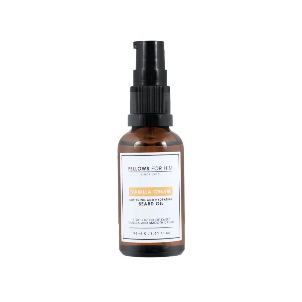 Fellows Beard Oil Vanilla Cream