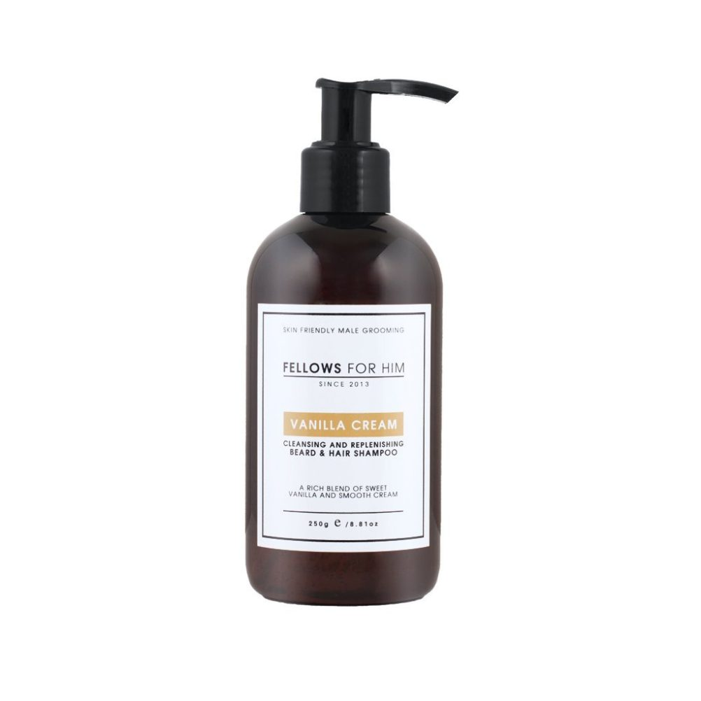 Fellows Beard Shampoo Vanilla Cream