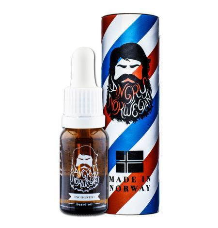Angry Norwegian Unscented Beard Oil